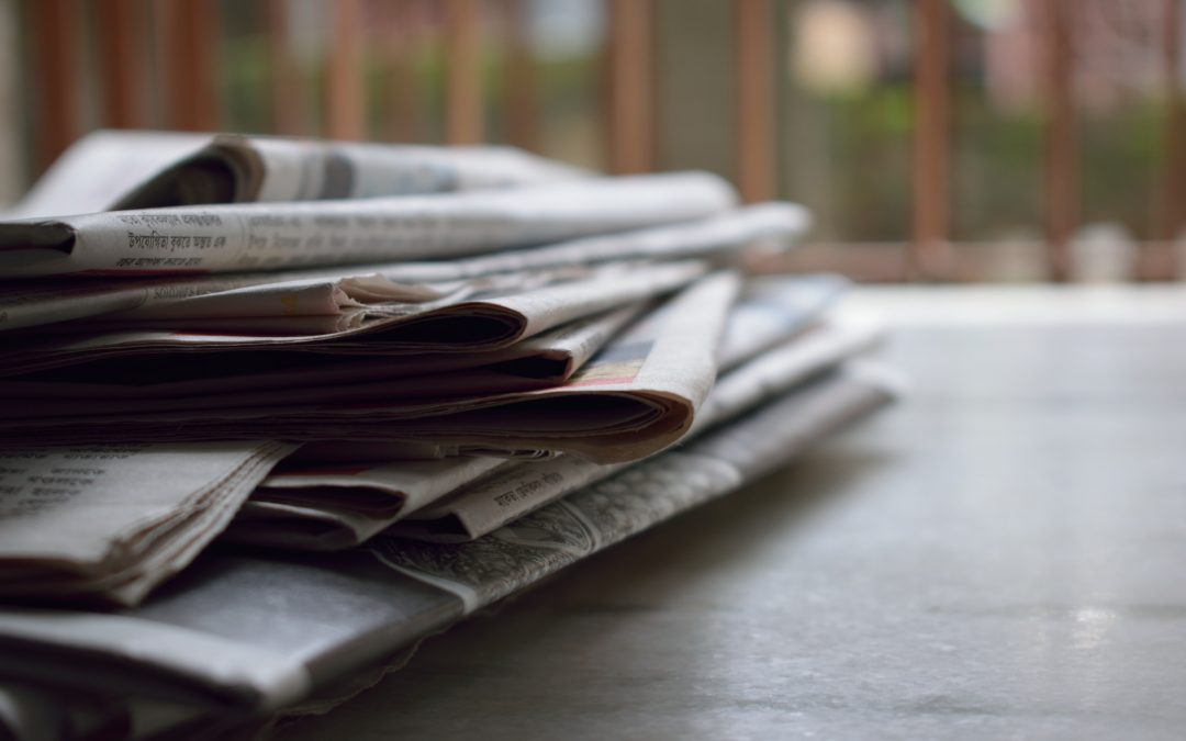 3 tips om een pakkend persbericht te schrijven